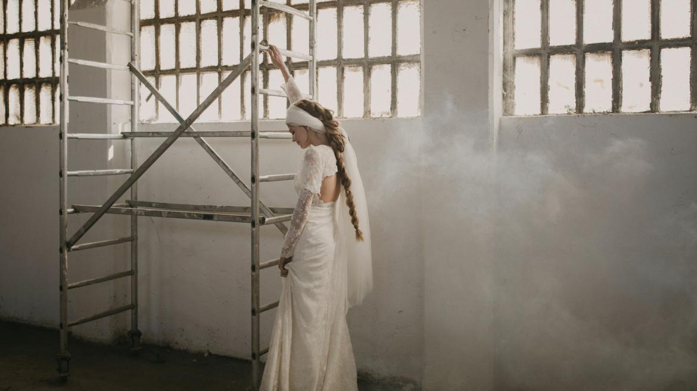 Bohemian trouwjurk bij Rebel at Heart te Gent Oost-Vlaanderen